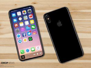 Předprodukční prototyp iPhonu 8 pózuje na prvním videu