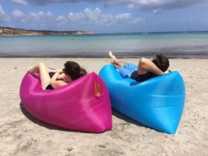 Nepodceňte přípravy na léto a pořiďte si nový Lazy Bag se slevou!