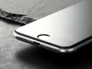 Ochranné tvrzené sklo s doživotní zárukou pro Váš iPhone!