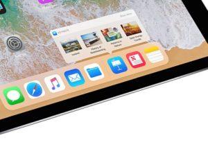 iPad s iOS 11 se stává přímou konkurencí pro počítače s Windows