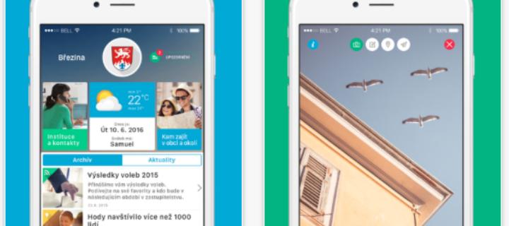 Mobilní rozhlas: užitečná aplikace na komunikaci občanů a obcí
