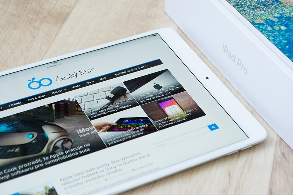iPad Pro 10,5 palců
