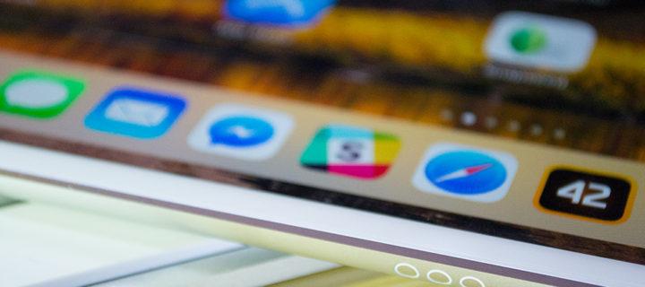 Týden s iOS 11 Public Beta na iPadu Pro