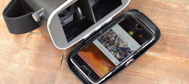 Videorecenze Trust GXT 720: vstupenka do světa virtuální reality
