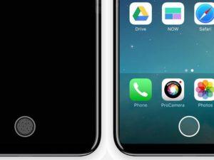 iPhone 8 nabídne nejlepší poměr obrazovky k čelní ploše . Na čtečku ukrytou v displeji však zapomeňte