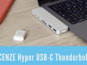 Otestovali jsme unikátní rozbočovač pro MacBook Pro s Thunderbolt 3