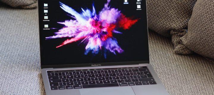 MacBook Pro 2017 s Touch Bar: první dojmy, radosti a zklamání