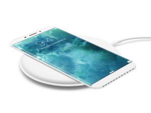 Revoluční bezdrátové nabíjení se v iPhonu 8 neobjeví. Dočkáme se však větší baterie