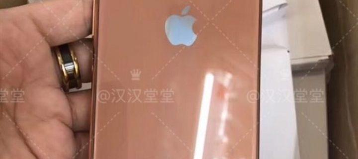 Nové snímky iPhonu 8 potvrzují příchod další barevné varianty