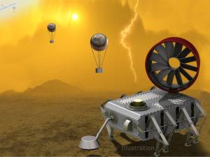 Autonomní rover na Venuši nebo dron zkoumající Europu. Nadšenci z celého světa prezentovali své nápady NASA