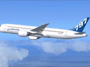 Budoucnost v letecké dopravě?Žádný futuristický pohon, ale úsporné dvoumotorové letadlo