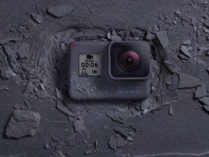 GoPro představilo zbrusu novou kameru Hero 6 Black