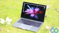 MacBook Pro s Touch Barem