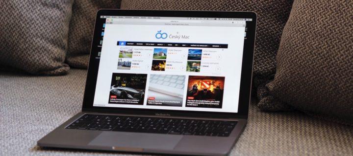 Profesionálové dostanou pořádnou bestii. Apple letos představí nový MacBook Pro