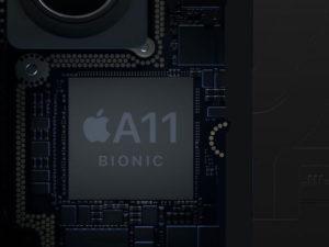 Procesor Apple A11 Bionic vznikal už v době, kdy světu vládl iPhone 6