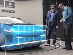 Ford začal při vývoji svých automobilů používat rozšířenou realitu