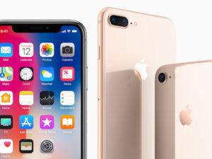 Komponenty iPhonu 8mají hodnotu pouze 30 procent jeho prodejní ceny
