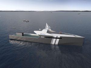 Rolls-Royce oznámil vývoj námořního plavidla s umělou inteligencí