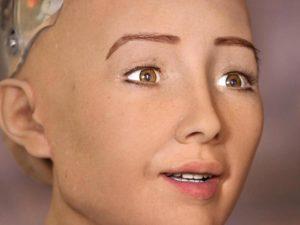 Historický milník. První humanoidní robot na světě získal občanství