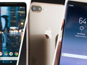 iPhone 8 Plus už není králem fotomobilů. Z trůnu ho sesadil Google Pixel 2