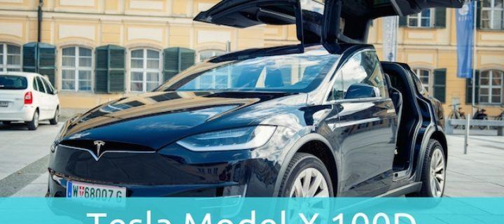 Otestovali jsme Tesla Model X: nejrychlejší a SUV planety