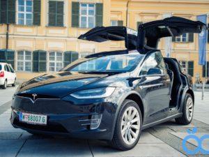 Bláznivý Nor vzal Tesla Model X do těžkého terénu. Jak nakonec luxusní SUV dopadlo?