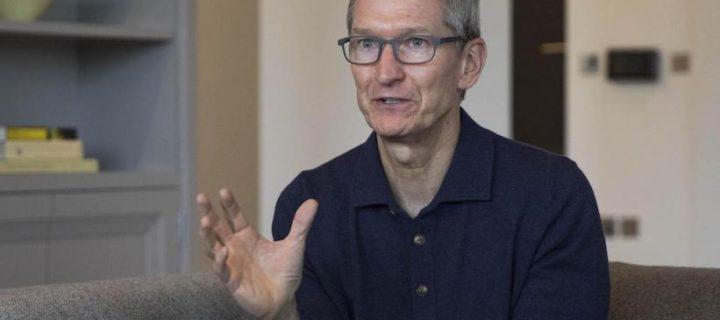 Tim Cook prozradil, v čem tkví úspěch Applu a jak to vypadá s brýlemi pro rozšířenou realitu