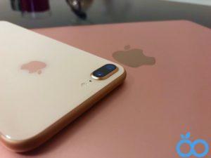 Továrna na iPhone 8 Plus stojí. Firma používala necertifikované těsnící součástky