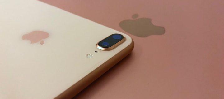 Otestovali jsme iPhone 8 Plus: recyklace na čtvrtou