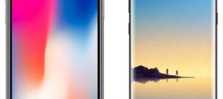 Samsung za každý prodaný iPhone X utrží 110 dolarů. Za 20 měsíců to budou 4 miliardy