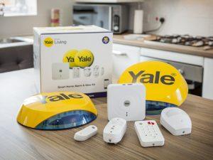 Společnost Yale Smart Living uvedla na náš trh příslušenství pro chytré zabezpečení domácnosti
