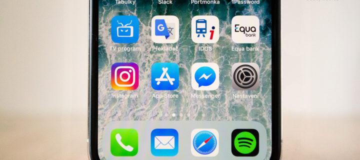 Apple snižuje produkci iPhonu X. Mohou za to špatné prodeje