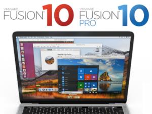 VMware vydává VMware Fusion 10 na oslavu deseti let inovací v oblasti virtualizace pro počítače Apple
