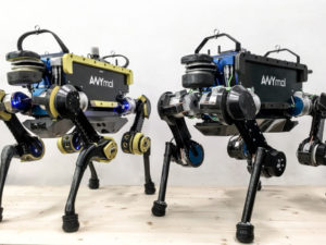 Švýcaři ukázali robota, co vypadá jako pes bez hlavy. Má zachraňovat lidi při živelných katastrofách