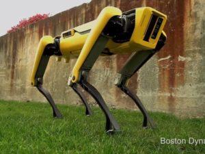 Boston Dynamics ukázalo nového robota jako vystřiženého ze sci-fi filmu