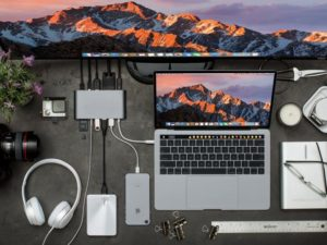Recenze HyperDrive Ultimate USB-C Hub: konektorový chorál