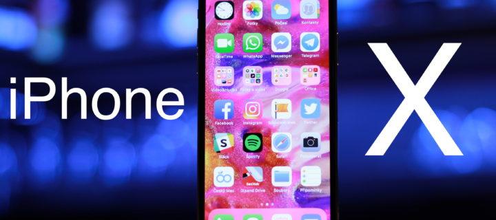 Videorecenze iPhone X: přivítejte nového krále smartphonů