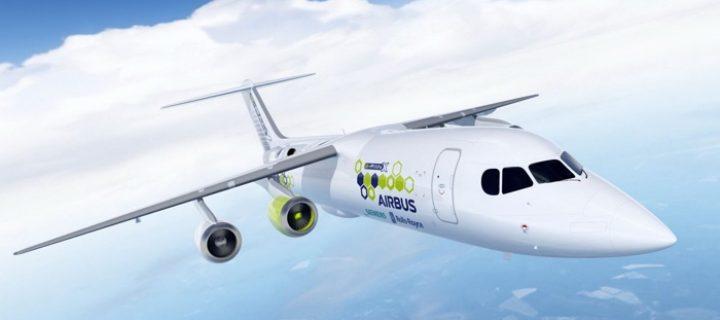 V jednotě je síla. Airbus, Rolls-Royce a Siemens spolupracují na hybridním letadle
