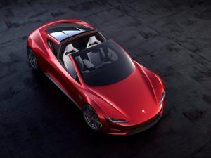 Tesla zahanbila Porsche i Ferrari. Její nový roadster zrychlí na stovku za 1,9 sekundy