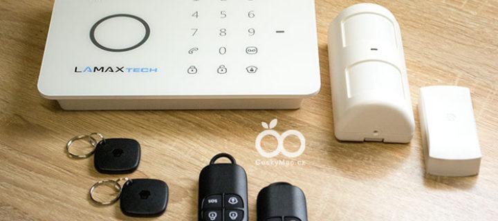 Recenze Lamax Shield: když chcete mít doma bezpečno