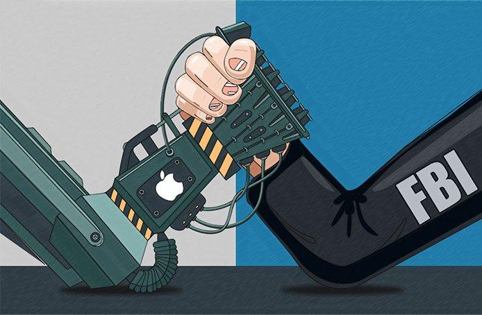 Chytráci z Applu nám zbytečně komplikují práci, stěžuje si FBI