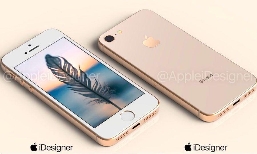 Apple v dubnu údajně představí iPhone SE 2. Dostane do vínku stejnou funkci jako iPhone X