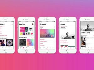 Studenti, pozor! Apple Music ode dneška nabízí studentské předplatné i pro Českou republiku