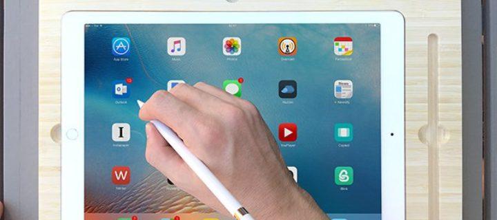 Apple si patentoval stylus, s jehož pomocí budeme kreslit a psát v prostoru