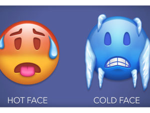 Hroch, noha nebo koště. Unicode ukázal 157 nových emoji