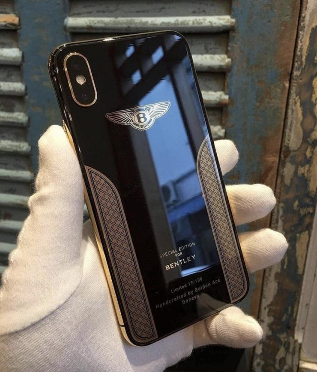 iPhone X Bentley Edition - svetapple.sk