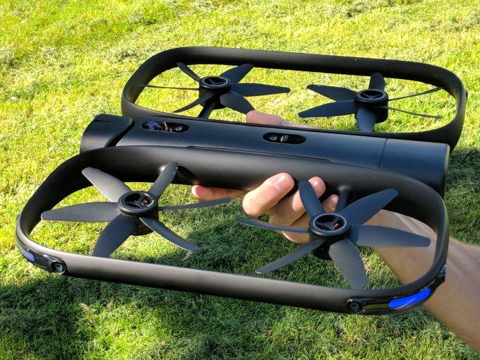 Skydio R1: autonomní dron, co vás dokáže sledovat při sportu a předpoví váš pohyb