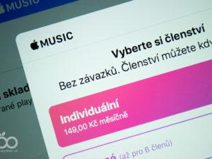 Apple Music slaví 40 milionů předplatitelů. Na Spotify ale stále nemá