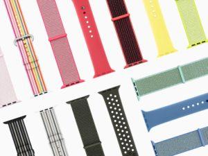 Nové barvy, nový styl. Apple představil jarní kolekci řemínků k Apple Watch