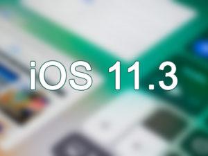 Pokročilý správce baterie i nové Animoji. Apple vydal iOS 11.3 pro veřejnost